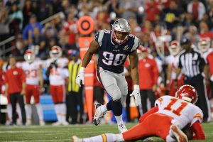 Flowers Continues To Dominate In Week 3 For Pats