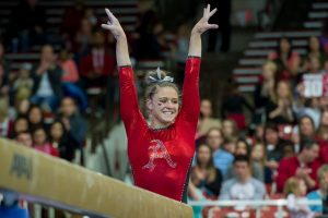Gymnastics Opens Practice, Announces Intrasquad Dates
