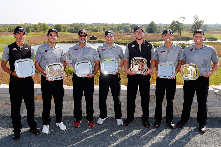 Arkansas Captures Victory At Gopher Invitational