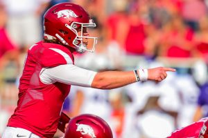 Arkansas vs. South Carolina Game Set For 3 p.m.