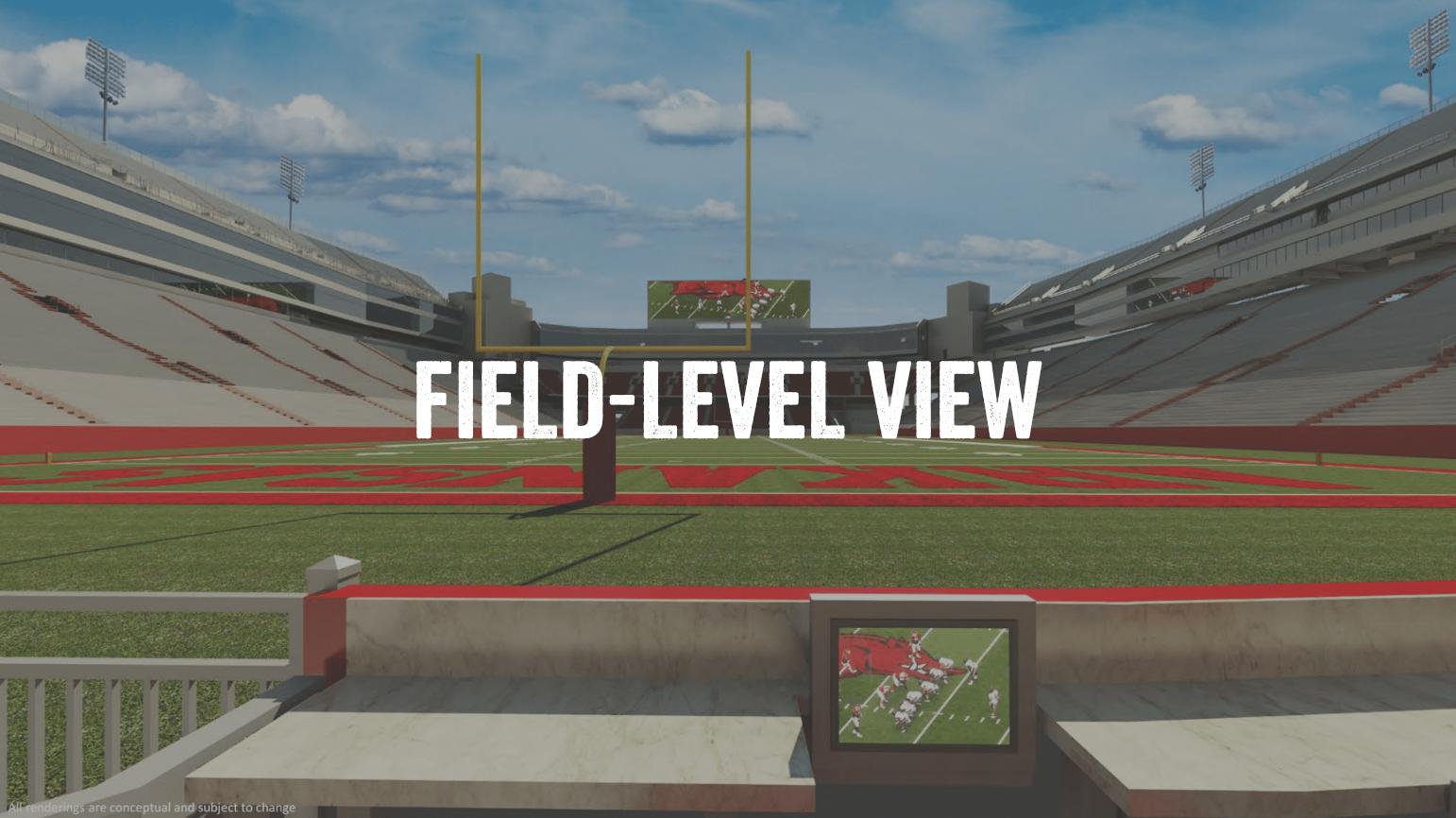 Field Level Loge
