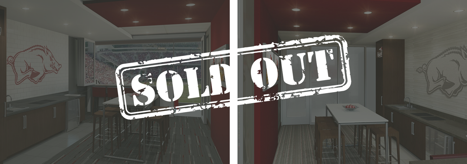 Suites Sold Out