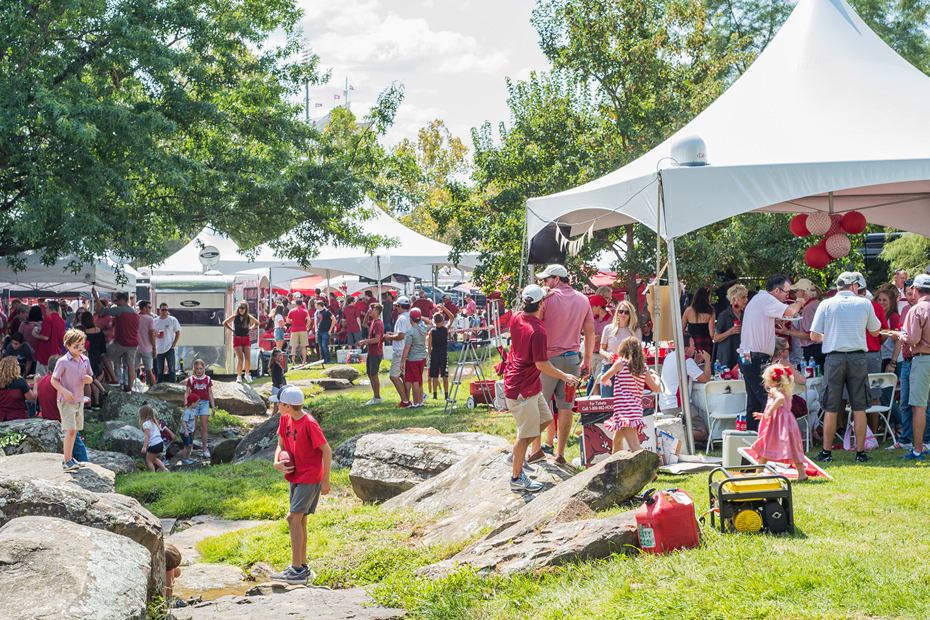 Game Times Set for Razorbacks' First Three Games