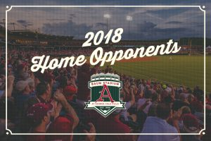 Coming To Baum In 2018