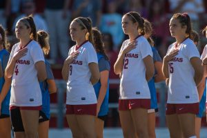 Razorbacks Face Alabama And Kentucky In Home And Away Weekend
