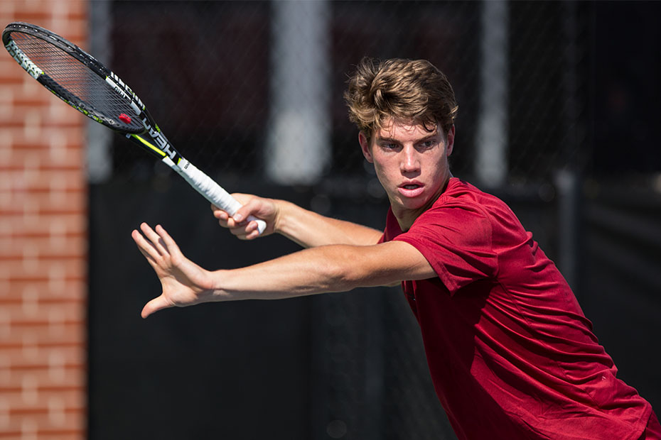Reco to Start Singles Play in ITA Championships