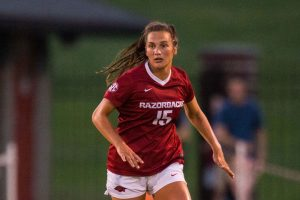 Set Pieces Key Arkansas Victory Over Kentucky