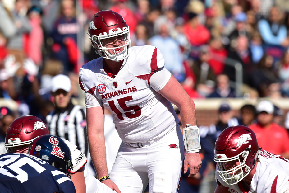 Hogs Complete Wild Comeback At Ole Miss