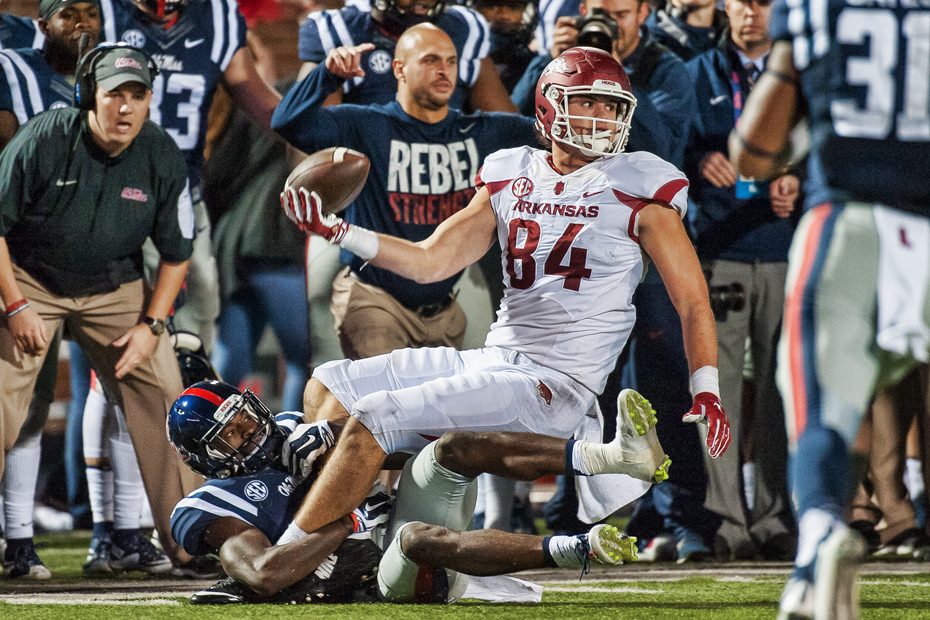 Relive Hunter Henry Heave Thursday at 6:30 p.m.