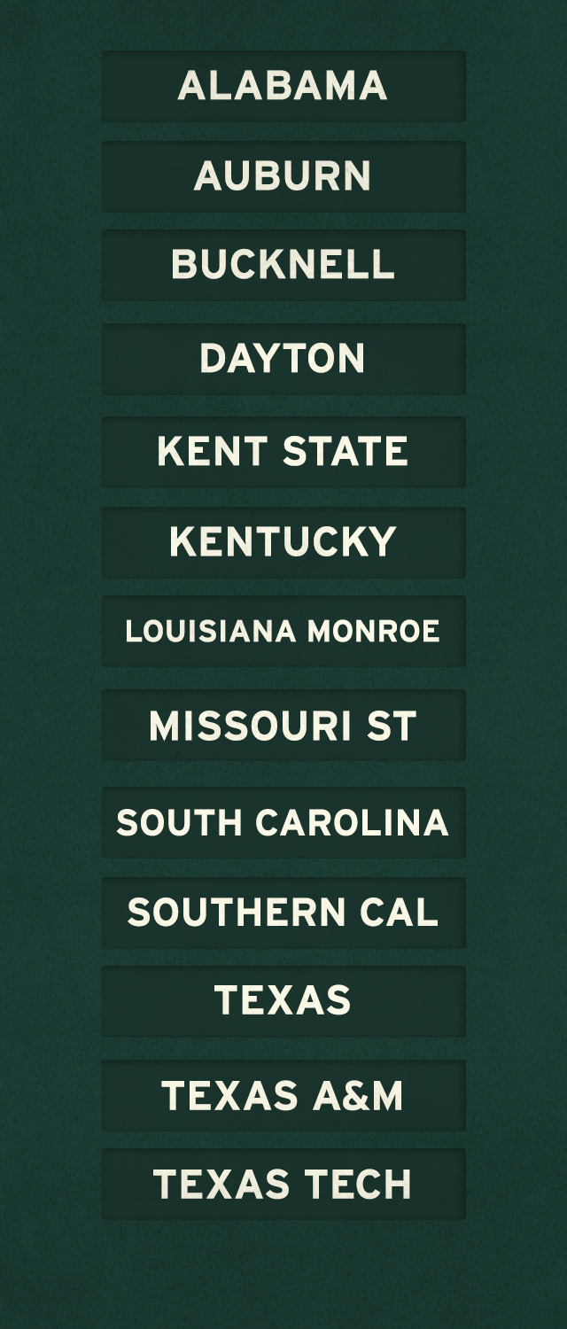HomeOpponents