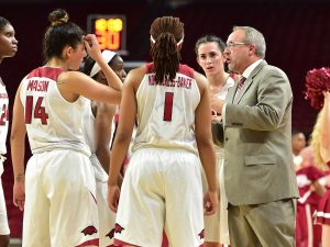 Razorbacks Travel To Defending National Champions
