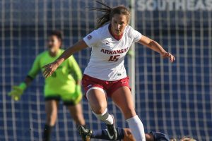 Arkansas To Face NC State In NCAA Tournament First Round