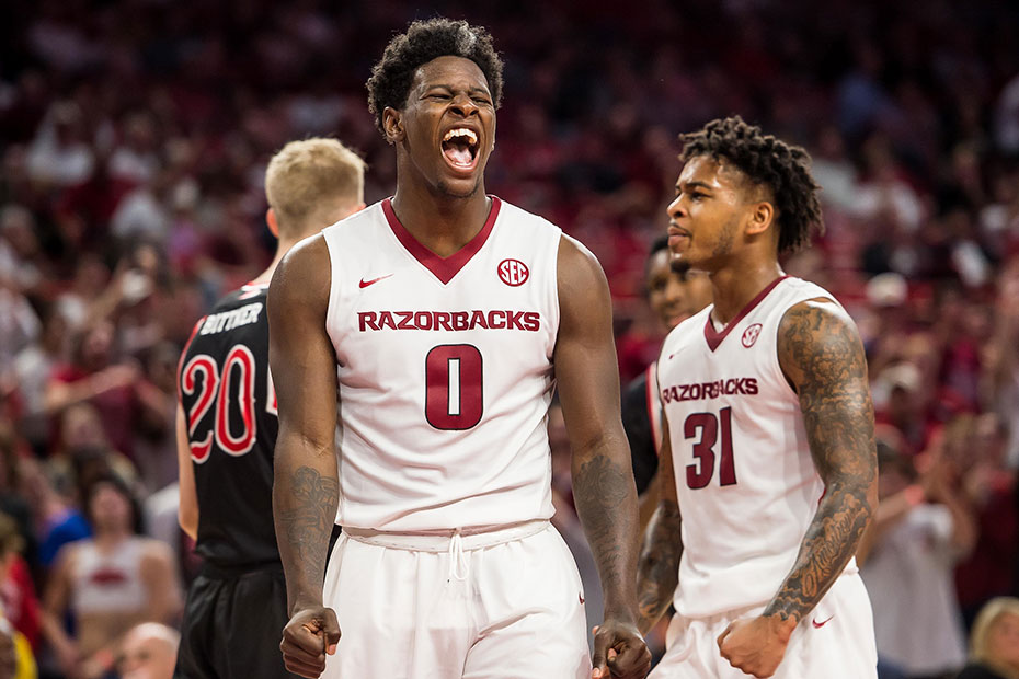 Arkansas Joins Elite Company This Week At PK80