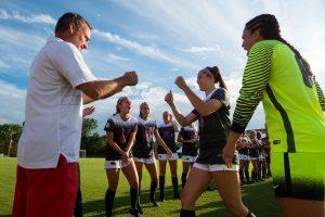 Arkansas Soccer Begins NCAA Tournament Quest In Raleigh