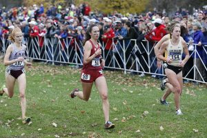 Top-15 Finish In Louisville Concludes Razorbacks' Season