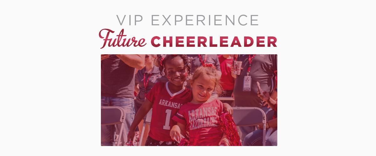 Future Cheerleader Experience