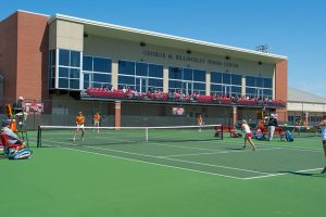 Hegarty Dismissed as Head Women's Tennis Coach