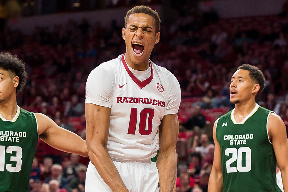 Gafford Lands SEC Weekly Honor