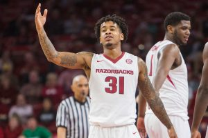 Razorbacks Take Show To Central Arkansas