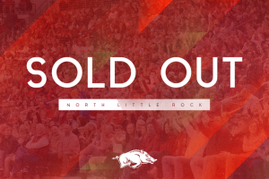 Saturday's Game Is Officially Sold Out