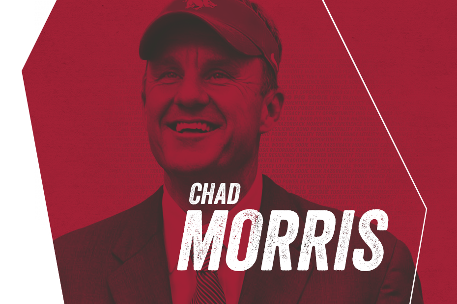 SMU's Chad Morris emerges as top target at Arkansas
