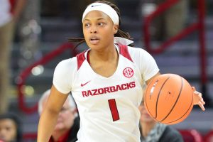 Razorbacks Face Tough Road Test