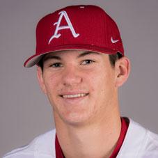 Bryce Bonnin - Baseball - Arkansas Razorbacks