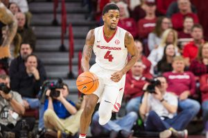 Razorbacks Eye Road Win Tuesday At Georgia