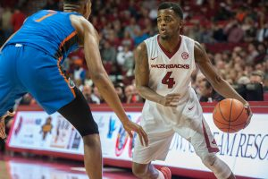 Arkansas Takes Aim At Florida Wednesday