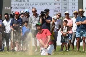 Ortiz Tops Leaderboard At Latin America Amateur