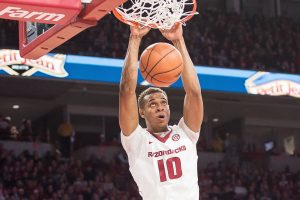 Gafford Slams Home Third SEC Weekly Honor