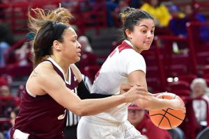 Razorbacks Drop Final Home Game