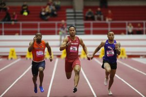 Cotton And Igbokwe Pace Hogs At Tyson Invite
