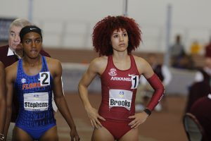 No. 2 Arkansas Picks Up 12 NCAA Indoor Entries