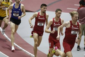 First Postseason Test On Deck For No. 3 Razorbacks