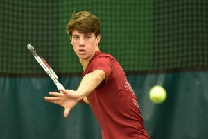 Hogs Split Weekend Matches With Loss To Texas
