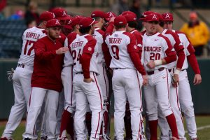 Errors Prove Costly For Razorbacks In First Loss
