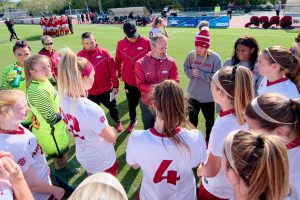 Razorbacks Set Spring Slate With Four Matches