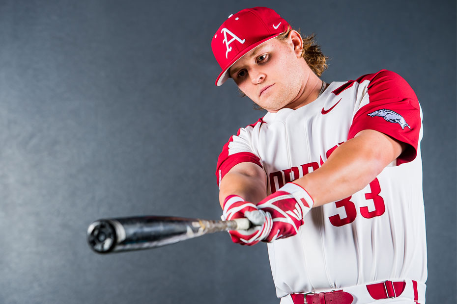 Koch Named D1baseball Preseason All American Arkansas Razorbacks