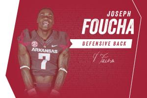 12:17 p.m. – Joseph Foucha Sends In NLI