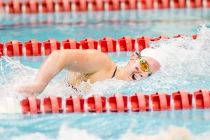 Arkansas Sends Two To 500 Free Finals On Day Two