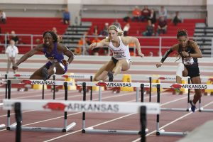 No. 1 Arkansas Pursues 12th-Consecutive Conference Crown