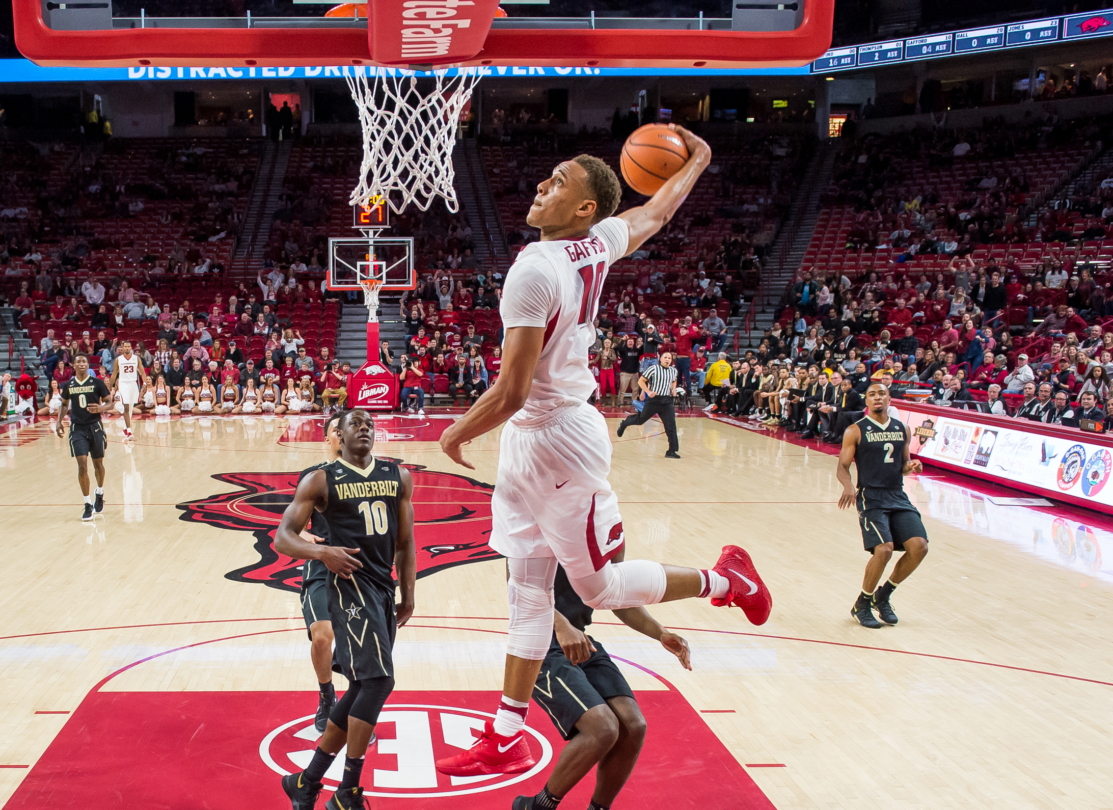 Gafford Talks About His Experience At Nike Basketball Academy ... 117abd4b9d5e
