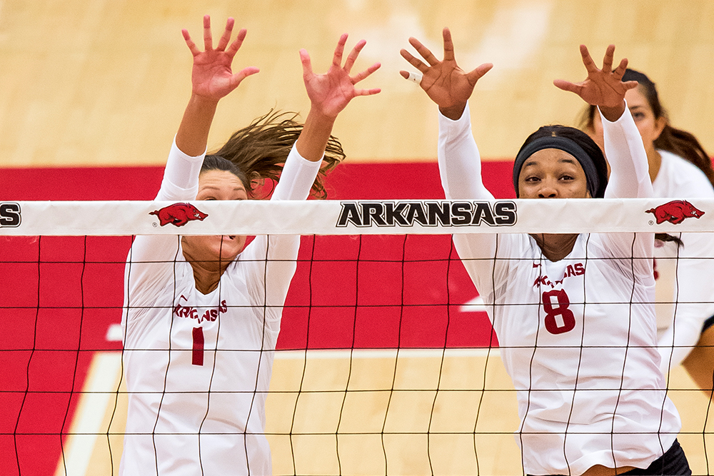 Rippee, Pamphile Head to USA Volleyball Tryouts