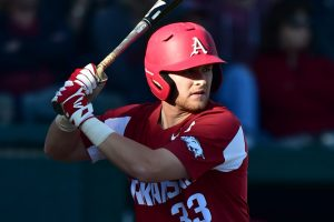 Florida Drops Arkansas To Set Up Sunday Rubber Match