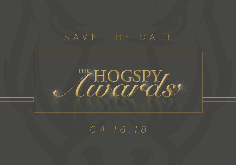 HOGSPY Award Tickets On Sale