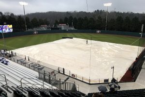 Postponed in Athens, Play Two on Monday