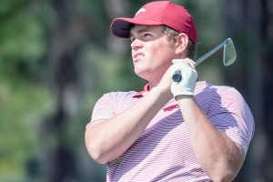 Overstreet Leads Razorbacks At Valspar Collegiate
