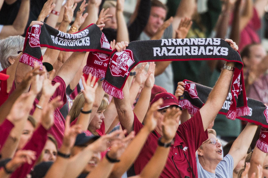 Spring Soccer Match With Mississippi State Cancelled