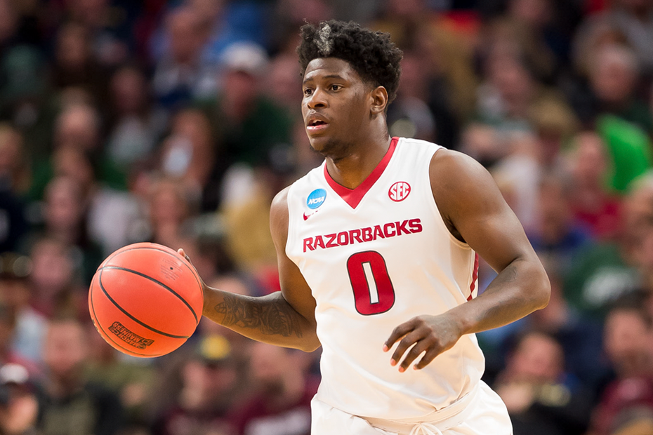 Arkansas Eliminated In First Round Of Big Dance
